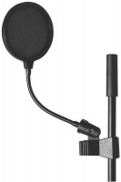on stage asvs4 b 4 microphone pop filter microphone