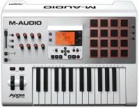 m audio axiomair25 premium usb midi controller and pad midi controller