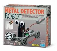 4m metal detector robot electronic toy