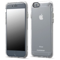 puregear slim shell 47 case for iphone 6 clear