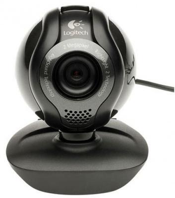 Photo of Logitech - C600 Webcam – 2.0 Mega Pixel