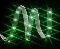vizo led gr 1000w 60 waterproof strip green