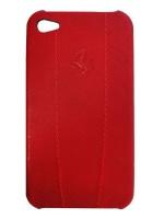 ferrari modena hardcase for iphone 4g red