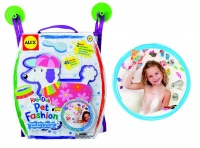 alex toys pet fashion bath toy