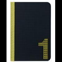 Ozaki iPad Mini 123 Code Number 1 Folio Black Yellow