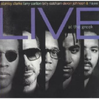 Stanley Clarke Live At The Greek