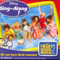 sing a long high school musical 2 cd karaoke