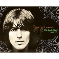 george harrison the apple years cd