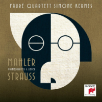Kermes Simone Piano Quartets Lieder