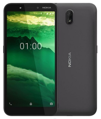 Photo of Nokia C1 3G Charcoal Cellphone