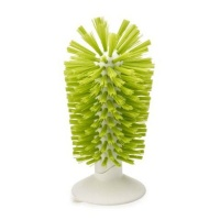 Brush up in Sink Brush with Silicone Suction Cup
