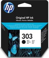HP T6N02AE 303 Original Ink Cartridge Black Single Pack parallel import