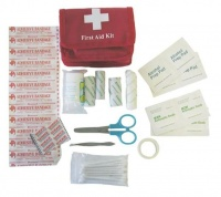 First Aid Car Kit 30 piece