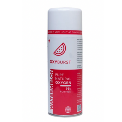 Photo of Oxyburst Pure Natural Watermelon Flavoured Oxygen 6L