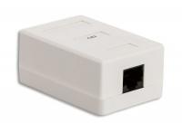 LinkQnet LQ RJ45 CAT6 Wall Box