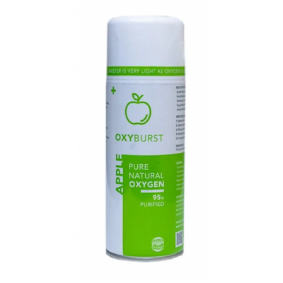 Photo of Oxyburst Pure Natural Apple Flavoured Oxygen 2L
