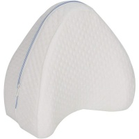 JustSimplified Memory Foam Leg Pillow Knee Support For Pain Relief