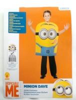 Generic Despicable Me Dave Foam Costume Small
