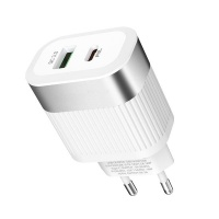 LC TECH Fast Charger with 18W PD 30 Charger For iPhone XS 11 12Mini Pro