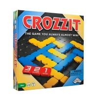 CROZZIT Strategy Board Game