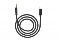 LC TECH Lightning Cable to 35mm Sound source AUX audio For iPhone 12 11 X