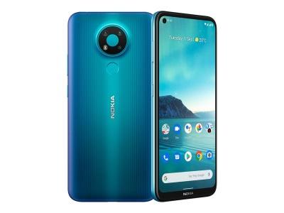Photo of Nokia 3.4 64GB - Blue Cellphone