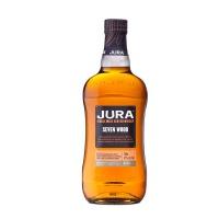 Jura Seven Wood Single Malt Scotch Whisky 750ml