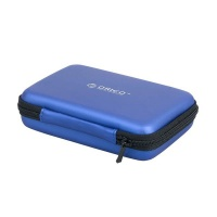 Orico 25 Portable Hard Drive Carrying Case Blue