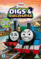 Thomas Friends Digs Discoveries