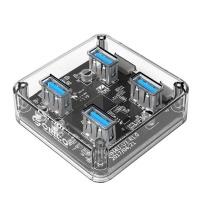 Orico 4 Port USB30 Transparent Hub