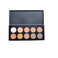 Seven Cool 10 Color Fashion Eyeshadow Palette