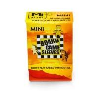 Board Game Sleeves Mini 41x63mm Mini American