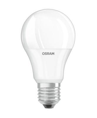Osram LED 9w A60 Warm White E27 Light Bulb