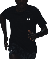 Under Armour Mens Qualifier Iso Chill Printed Run Short Sleeve
