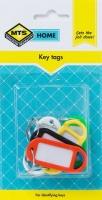 MTS Home Key Tags 6 Piece