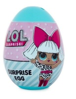 LOL Surprise Doll Eggs 6 Pack