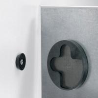 Sigel Magnetic Glass Board