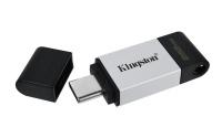 Kingston 256GB USB C 32 Gen 1 DataTraveler 80