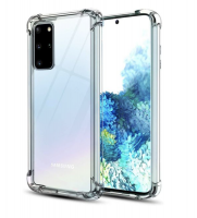 Samsung Protective Shockproof Clear Case for Galaxy S20 Plus