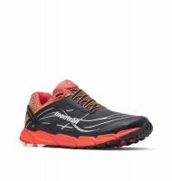 Columbia Womens Caldorado 3 Outdry Trail Running Shoe In Graphite