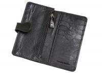 Bossi Dd Credit Card Wallet Black