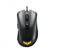 ASUS TUF M3 Ergonomic Wired RGB Gaming Mouse Grey