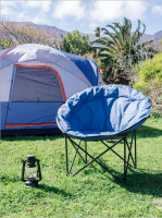 Campground Getaway Family 6 Person Tent