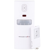 Securitymate Wireless Motion Sensor With Remote Control