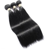 Favorable impression 24 Original Grade 11A Human Straight Hair 3 Bundles