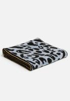 Womens Superbalist Woven Leopard Print Scarf Multi