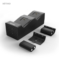 Nitho XBX XB1 Charging Station with 2 Battery Packs