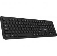TBYTE USB Rounded Key Black Keyboard