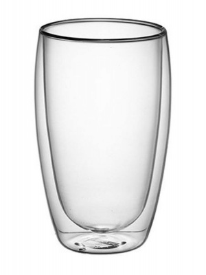 Cocktail Cup Double Glass Wall Heat Resistant