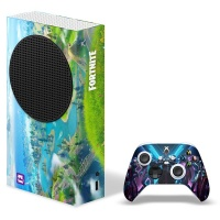 SkinNit Decal Skin For Xbox Series S Fortnite